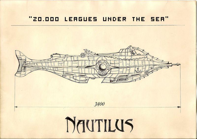Nautilus by AlbinaDiamond
