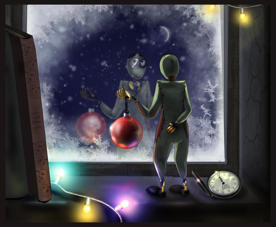 9OC- 21 - Christmas mood by AlbinaDiamond