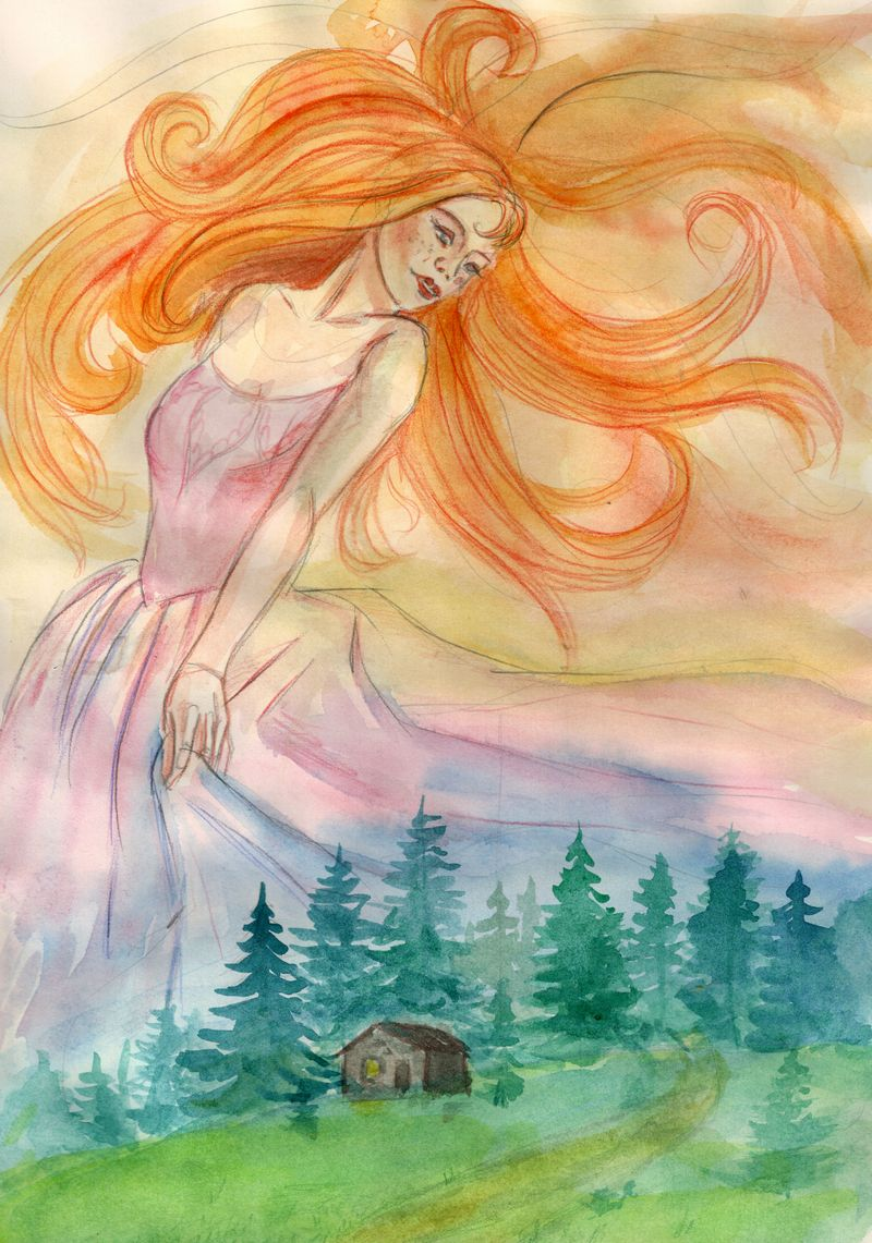 Sunrise by AlbinaDiamond