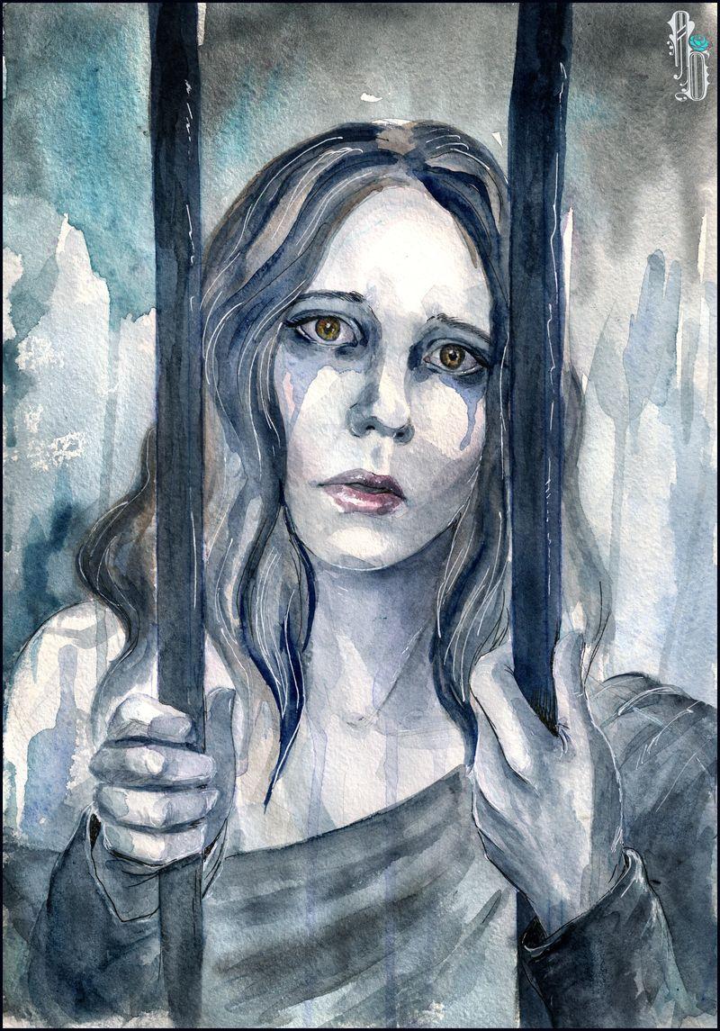 Prisoner by AlbinaDiamond