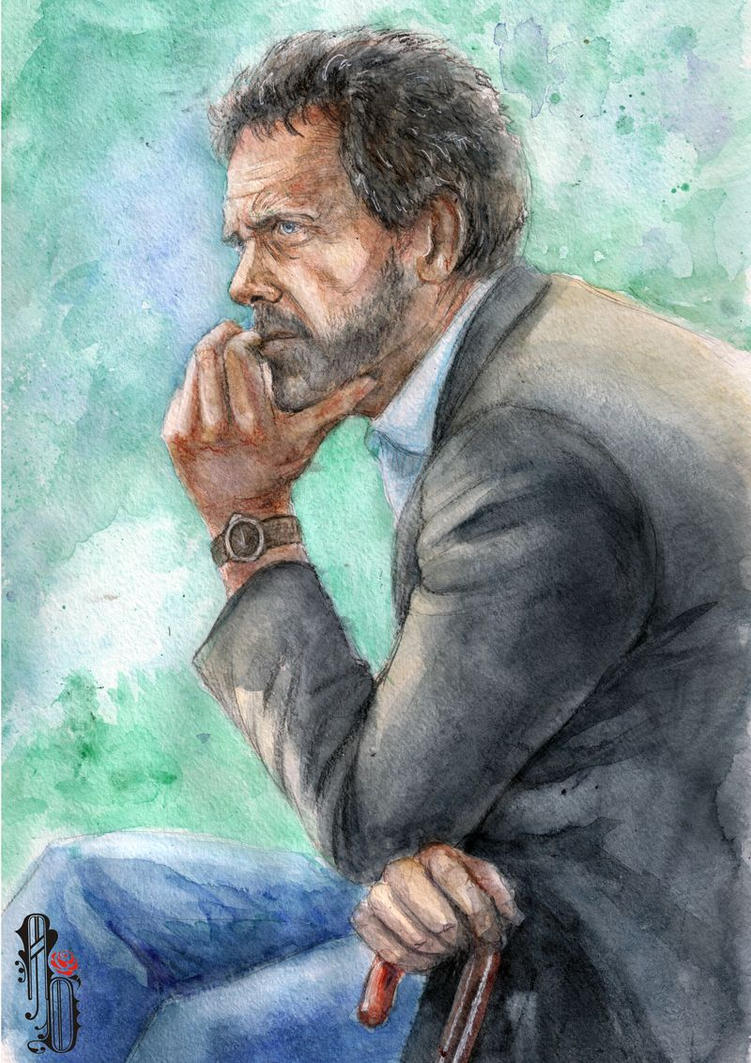 House MD by AlbinaDiamond