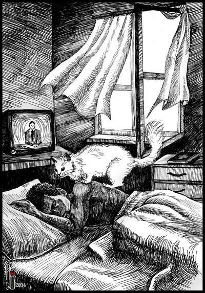 DL - illustration 1 by AlbinaDiamond
