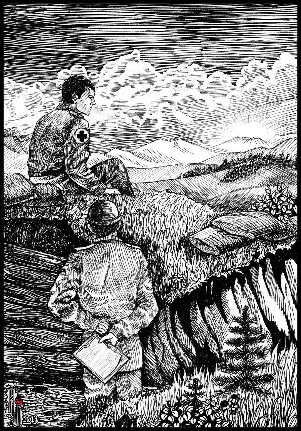 DL Illustration 3-1 by AlbinaDiamond