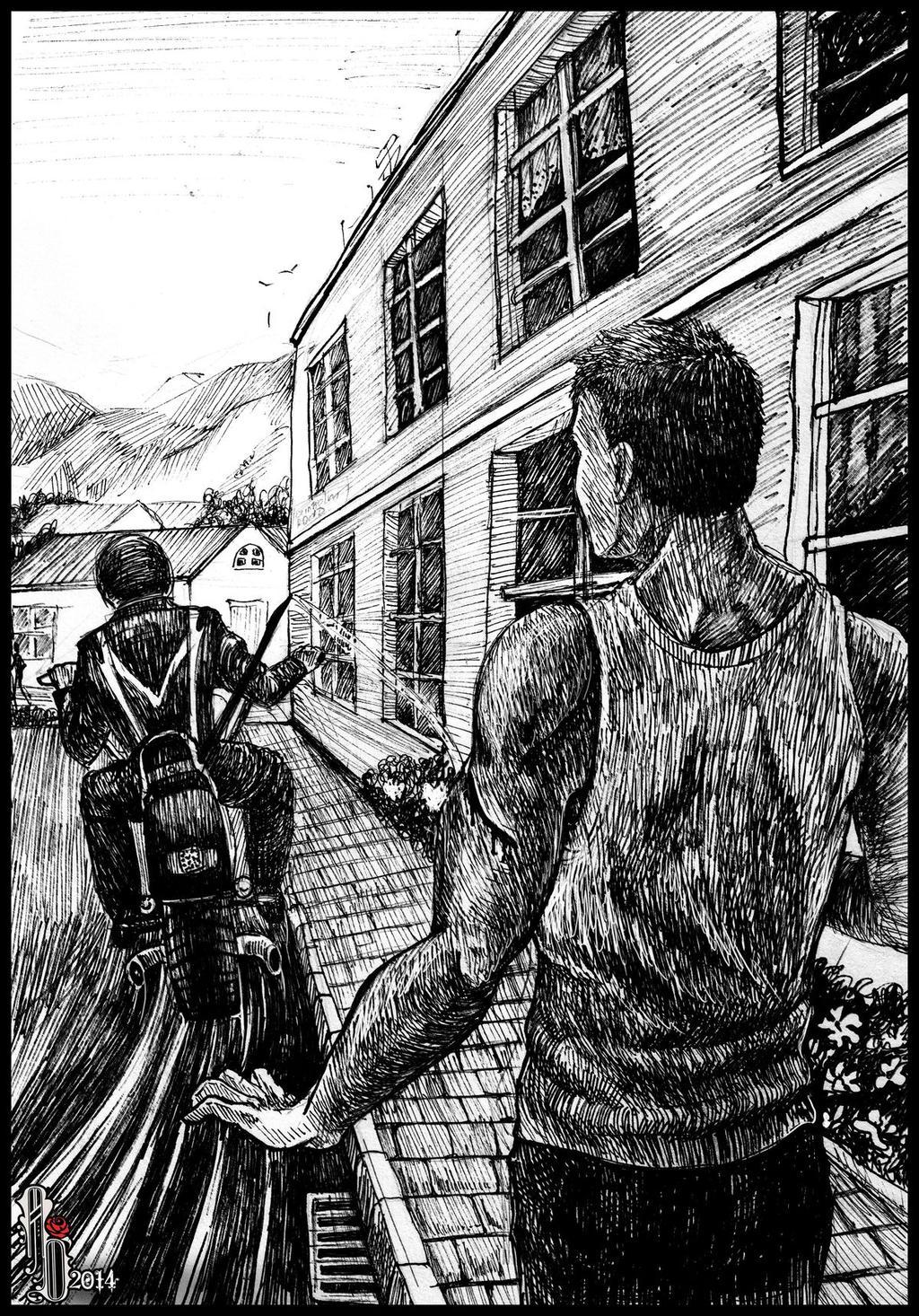 DL Illustration 11 by AlbinaDiamond