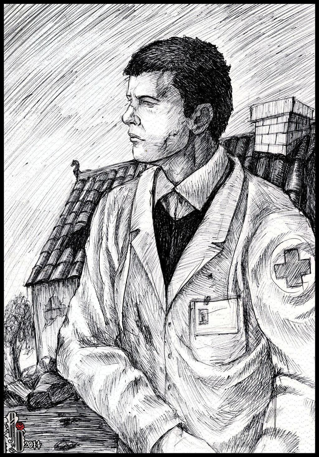DL Illustration - bonus by AlbinaDiamond