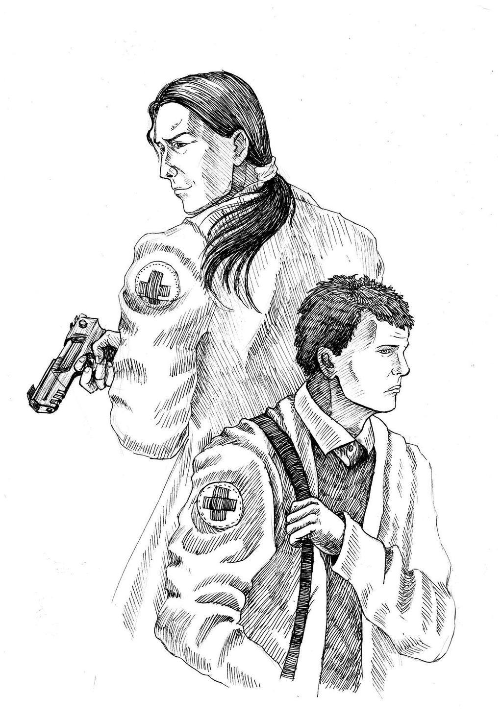 DL Illustration - bonus 3 by AlbinaDiamond