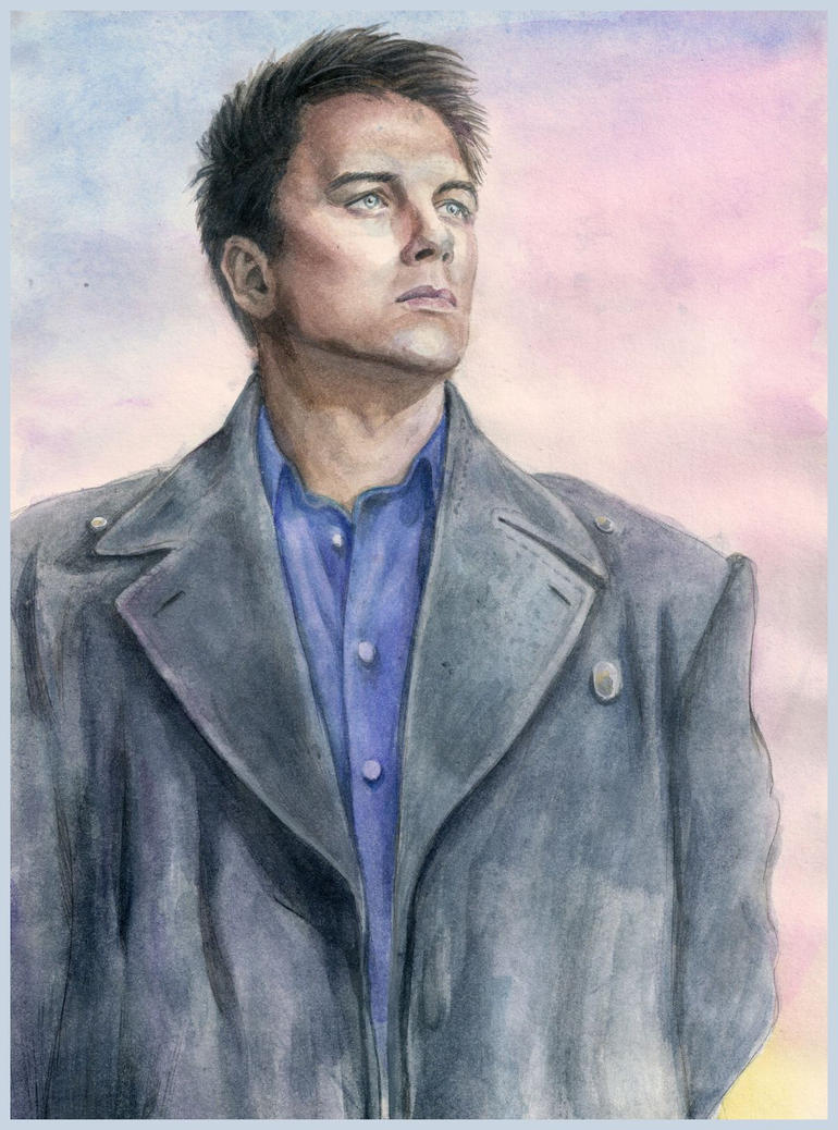 John Barrowman by AlbinaDiamond
