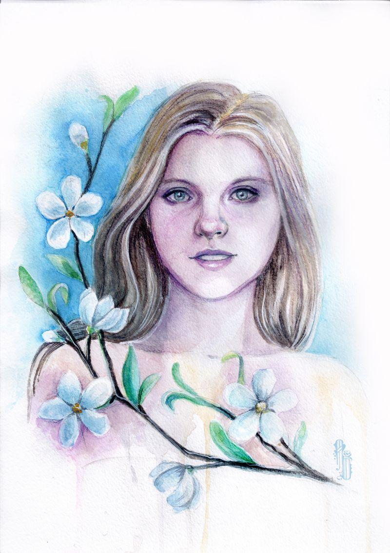 Spring Melody by AlbinaDiamond