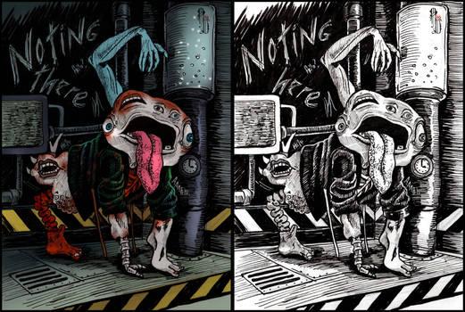 Lobotomy Corporation  - Nothing There