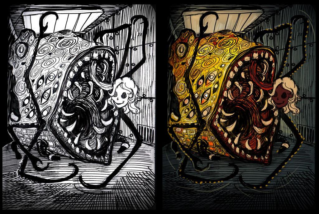Lobotomy Corporation  - The King of Greed by AlbinaDiamond