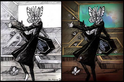 Lobotomy Corporation  - Dead Butterflies