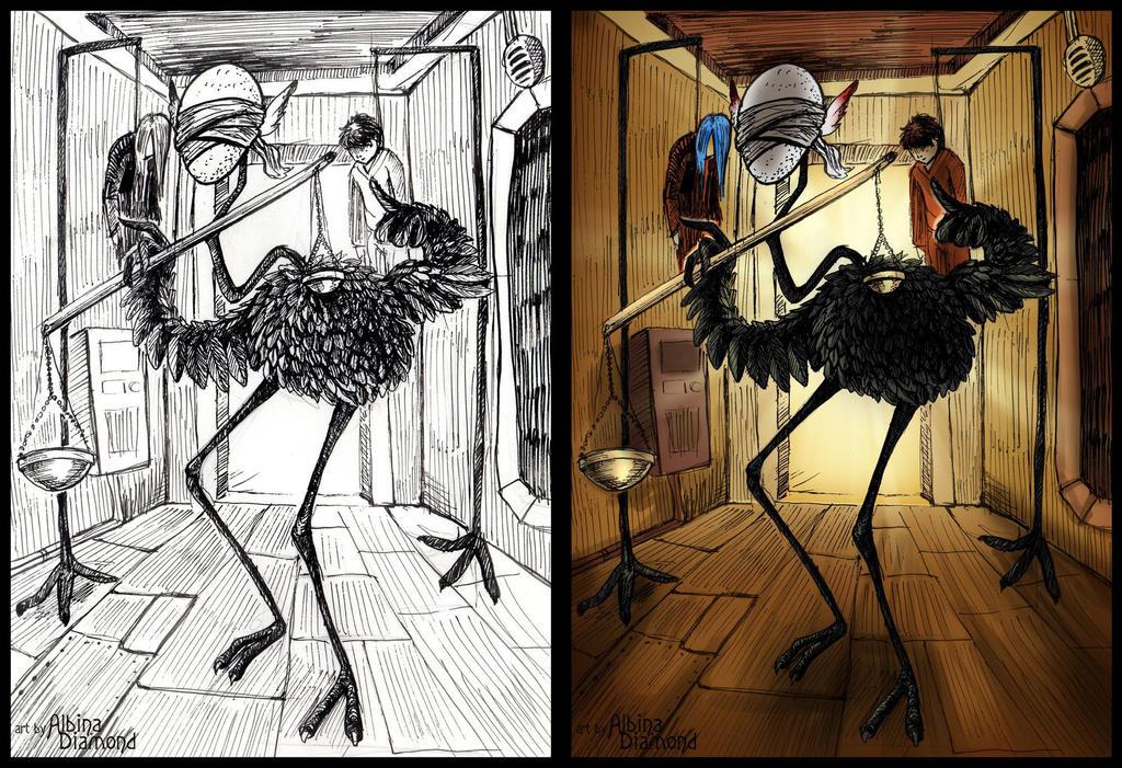 LobCo - Bird of Judgement by AlbinaDiamond
