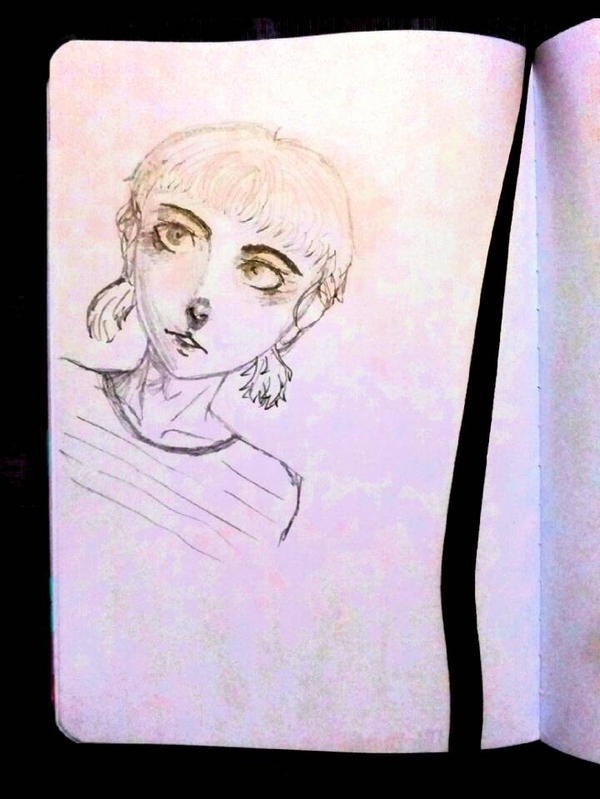 quick sketch. by apikyu