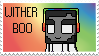 WitherBoo Stamp by BabyWitherBoo