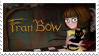 Fran Bow stamp
