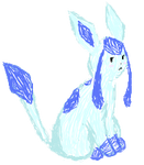 iScribble Glaceon
