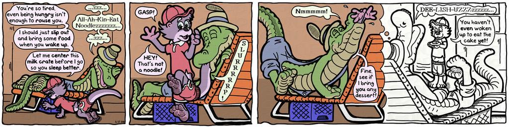 Gon' E-Choo! Strip 13 (www.gonechoo.com) by Gonechoo