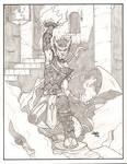 Tefling Warlock : For Color