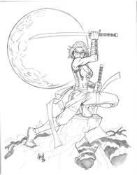 Demon Devin by sketchheavy