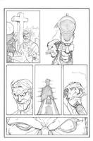 Hellboy pg 2 revised by sketchheavy