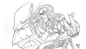 X23 by sketchheavy