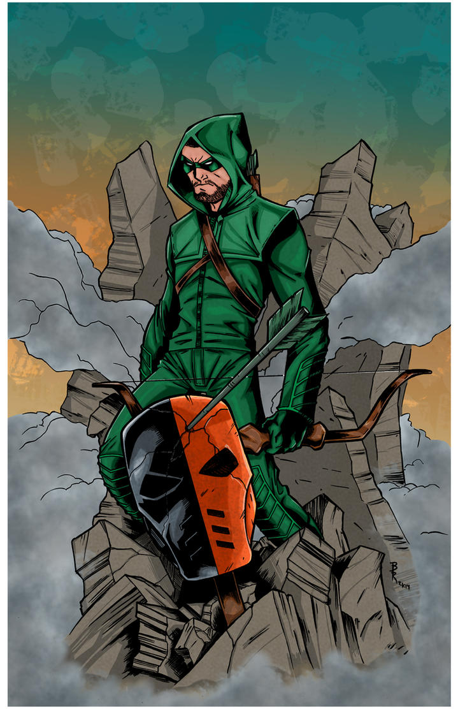 Arrow by sketchheavy