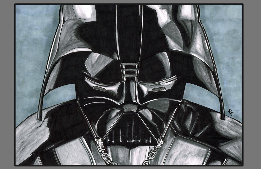 Vader by sketchheavy