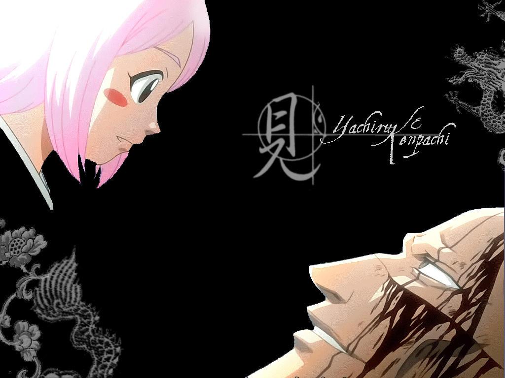 kenpachi and yachiru relationship poems