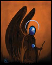 Blue Angel by Duffield03