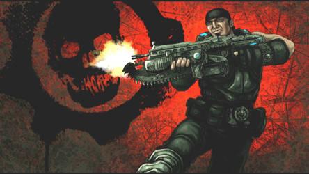 Gears of War 3 by Duffield03