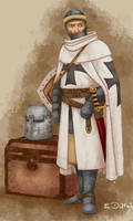 Teutonic Knight by Duffield03
