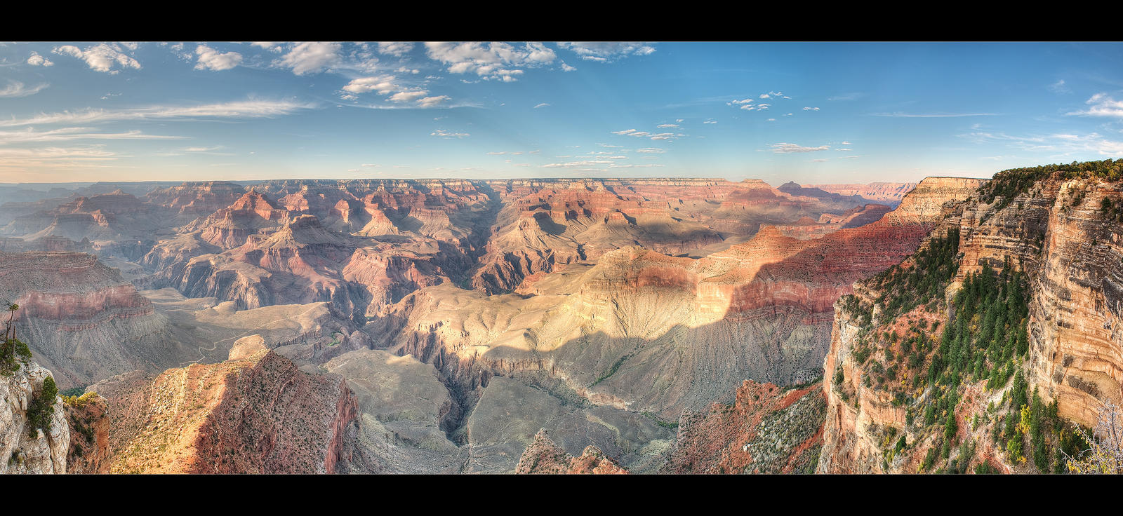 Grand Canyon cinematic view pt. II by myINQI