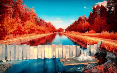 Infrared Landscapes MMXV - Pt. III