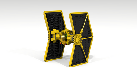 Lego Mining Guild TIE-Fighter