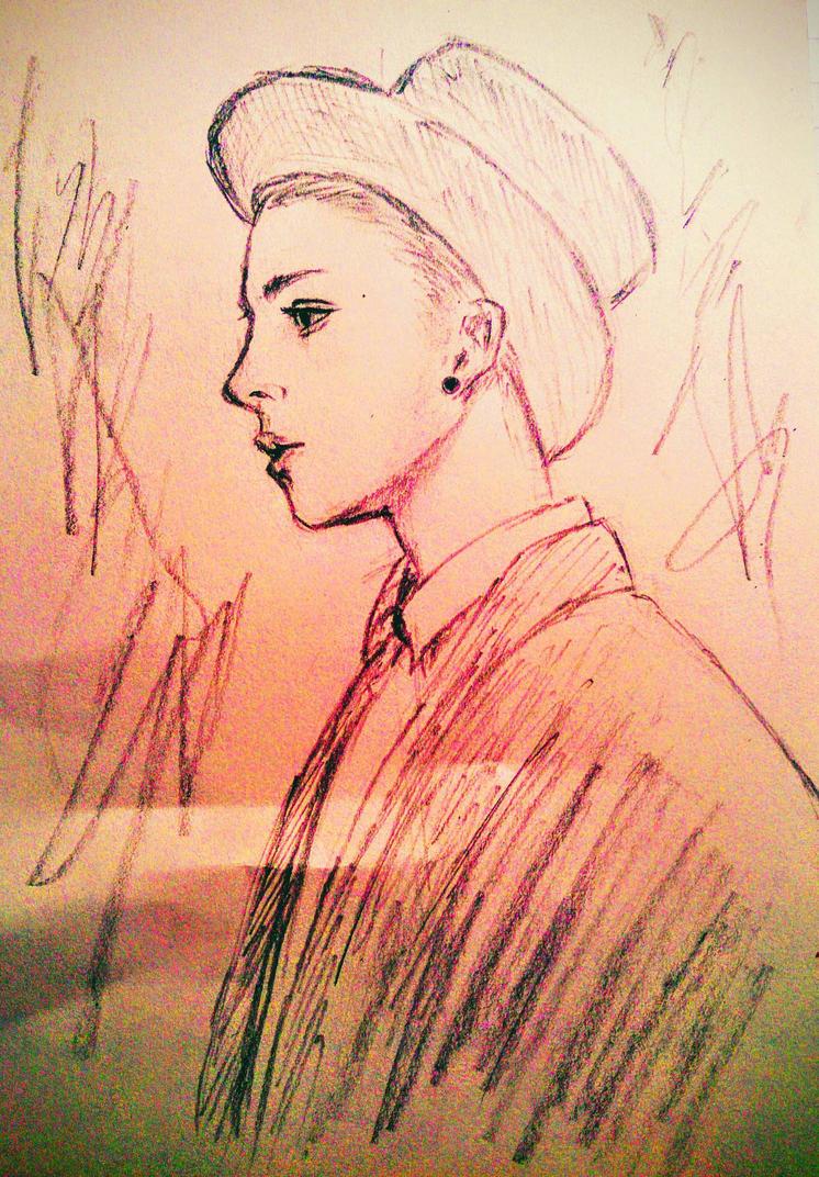 Hat trick  by erikasama0407