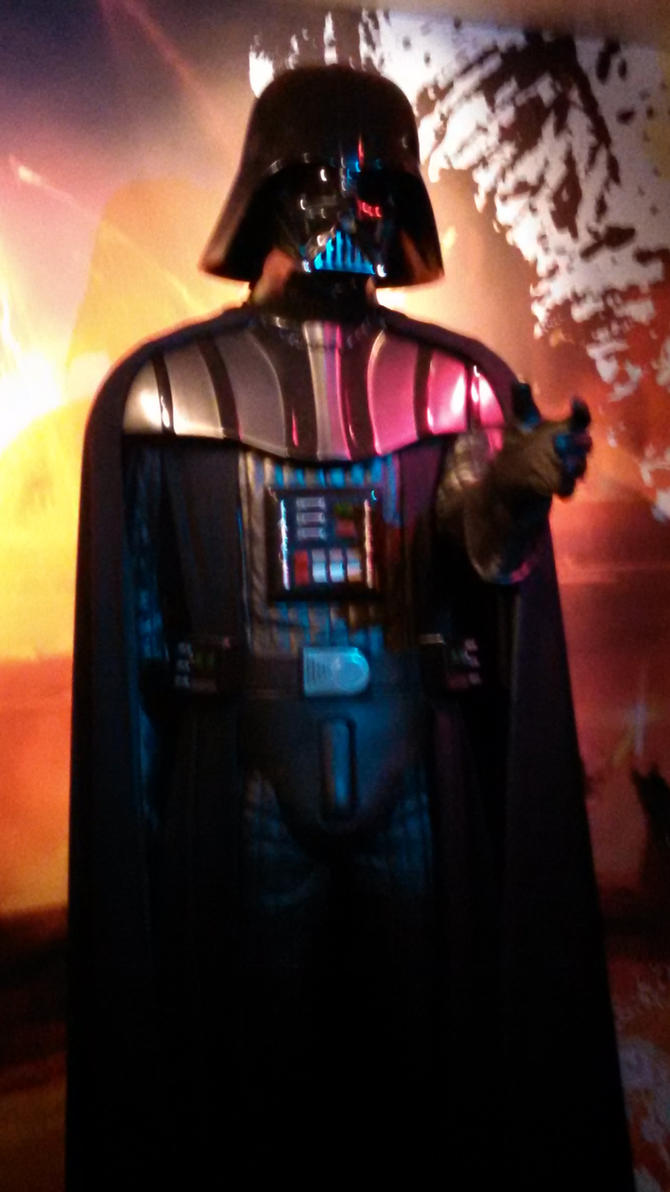EMP/SFM: Darth Vader by VoyagerHawk87