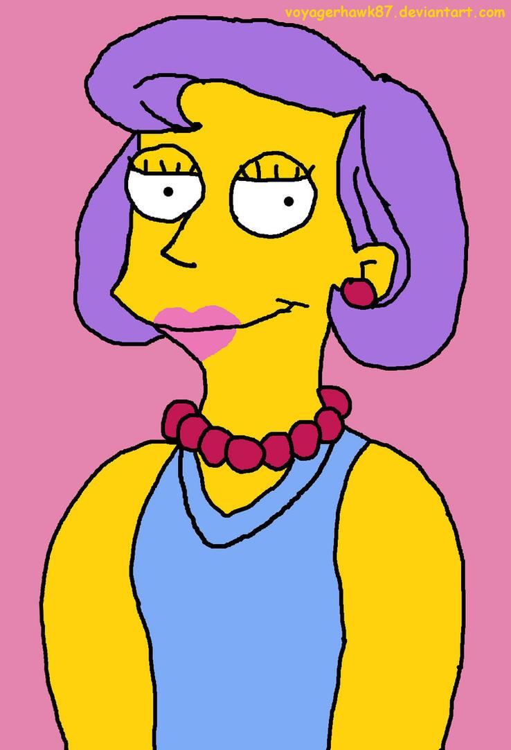 Lois Pennycandy: Head Shot by VoyagerHawk87
