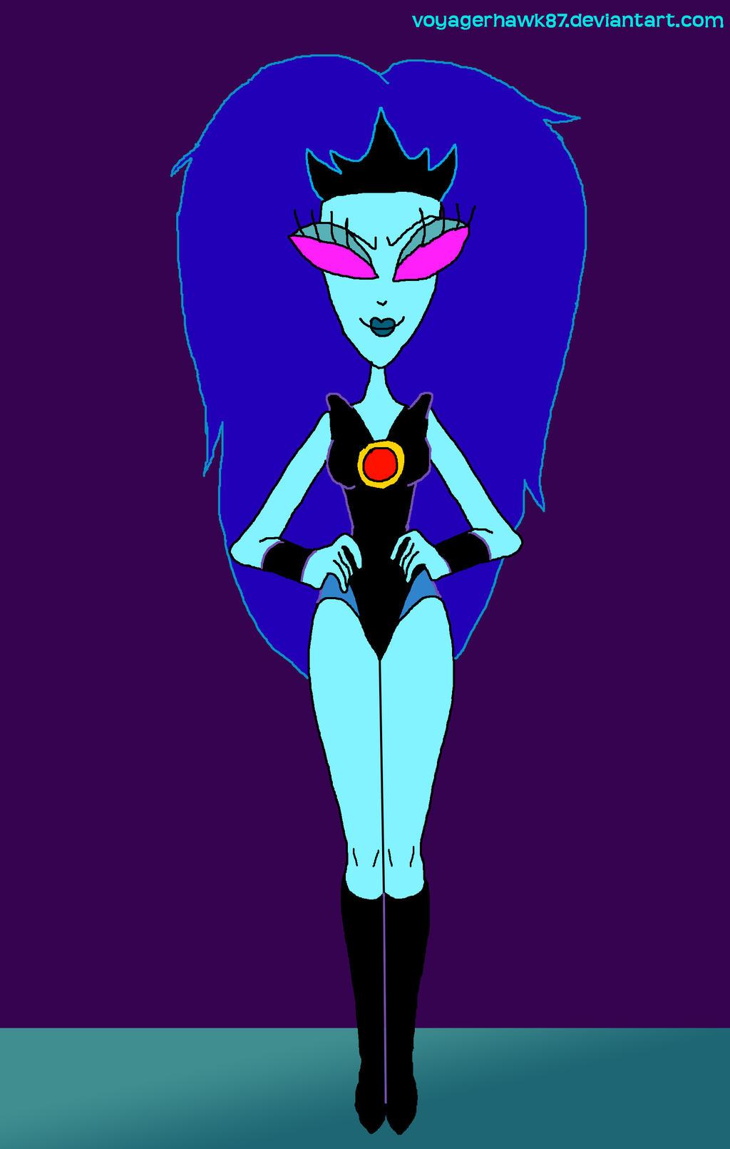 Black Puddle Queen: Le...