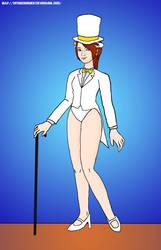 Princess Elise: Tuxedo Stage Dancer