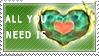 Heart piece - Stamp by joiski