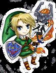 Chibi Link Twilight Princess