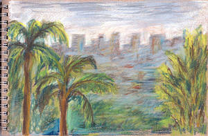 cityscape view by tamino