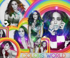 Colors World // adjasgdjhk by ICantScape