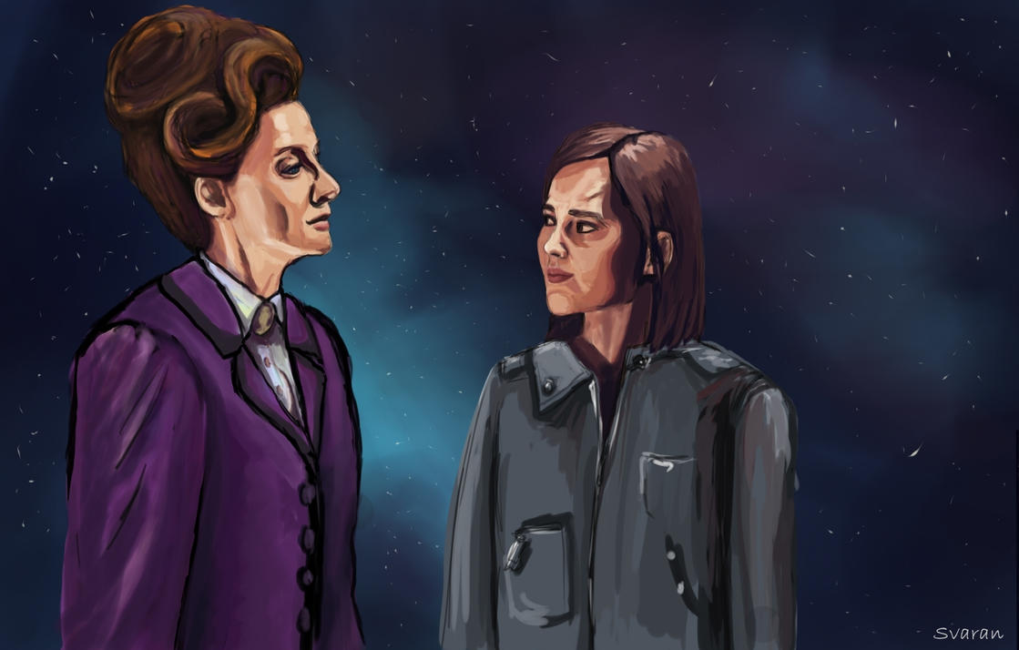 http://svaran.deviantart.com/art/Missy-and-Clara-in-Space-563960178
