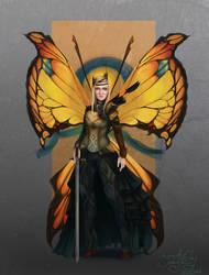 Titania by dreamerofwords21