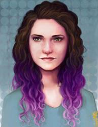 Kayla - Comission by dreamerofwords21