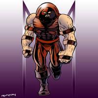 Brotherhood: Juggernaut by arunion