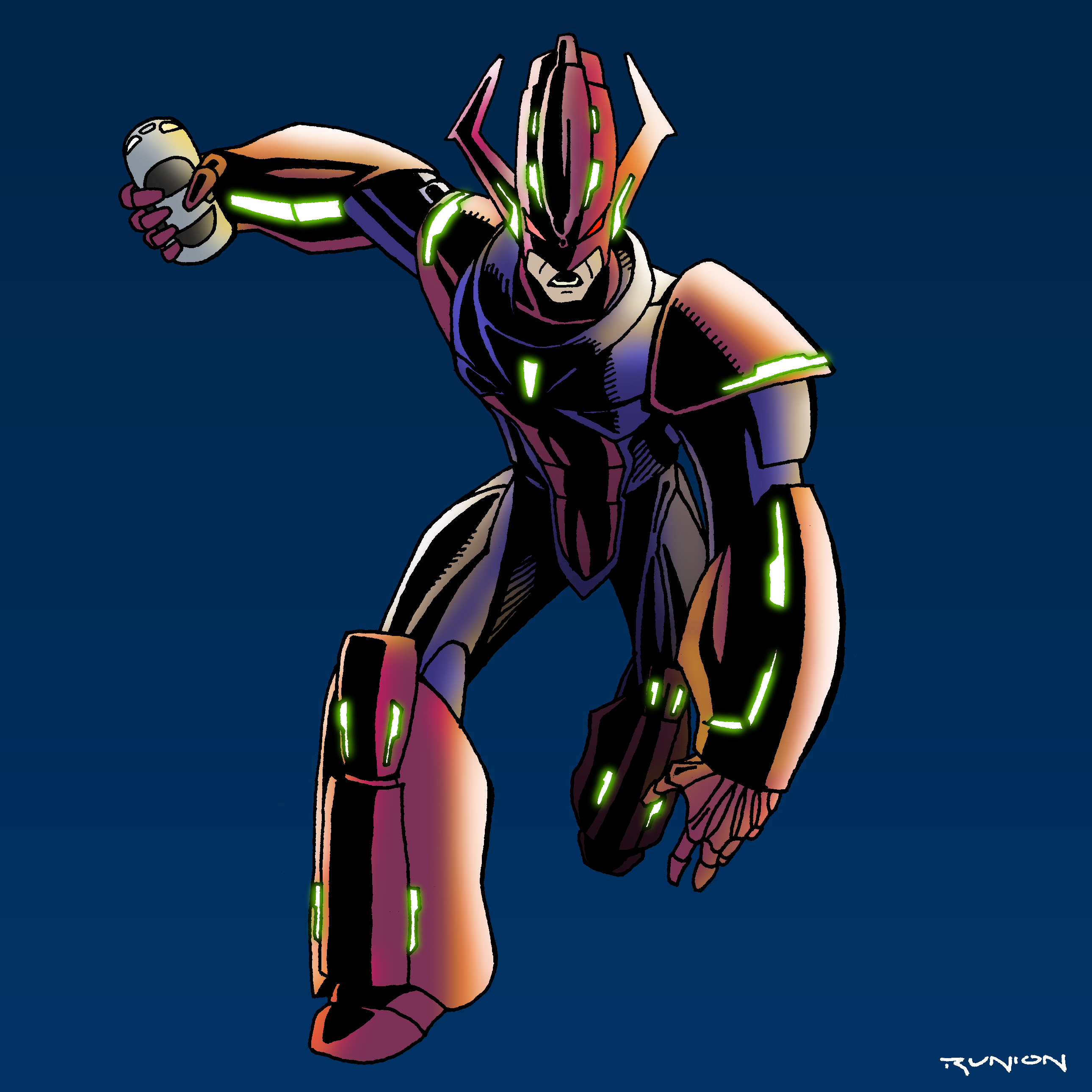 Galactus by arunion