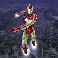 Avengers: Iron Man by arunion