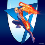 Fantastic Four: Human Torch